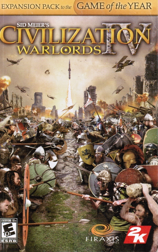 Image for Sid Meier's Civilization IV : Warlords