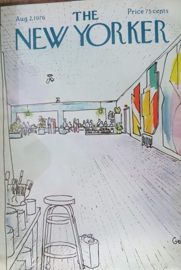 Image for 1976: the New Yorker Magazine: Aug 2, 1976