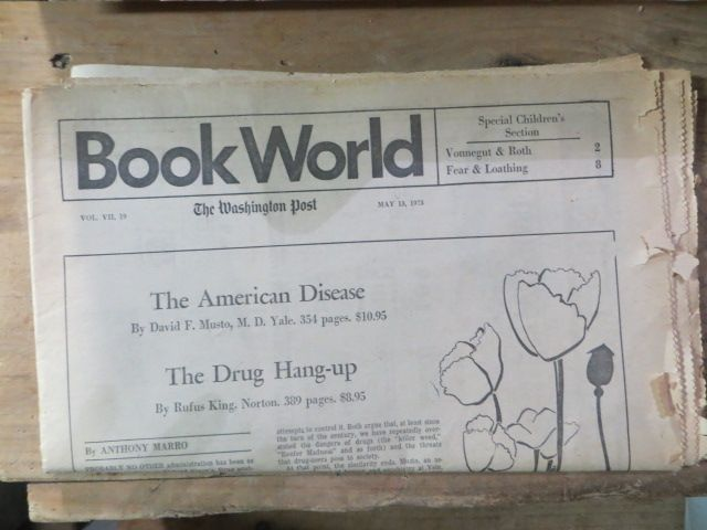 Image for Book World: the Washington Post - May 13, 1973