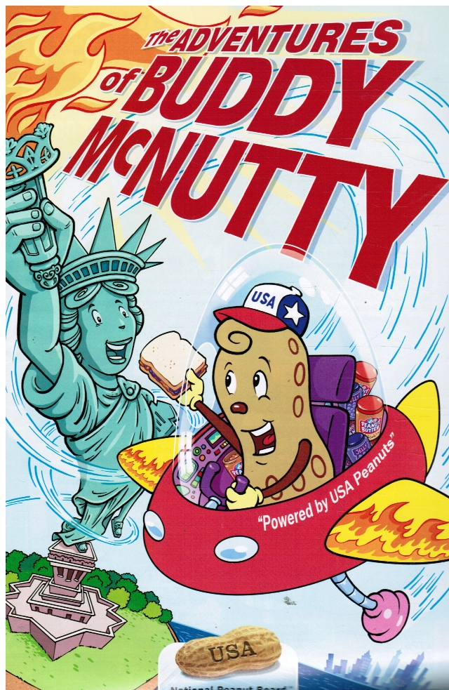 Image for The Adventures of Buddy Mcnutty