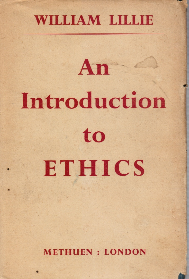 Image for An Introduction to Ethics