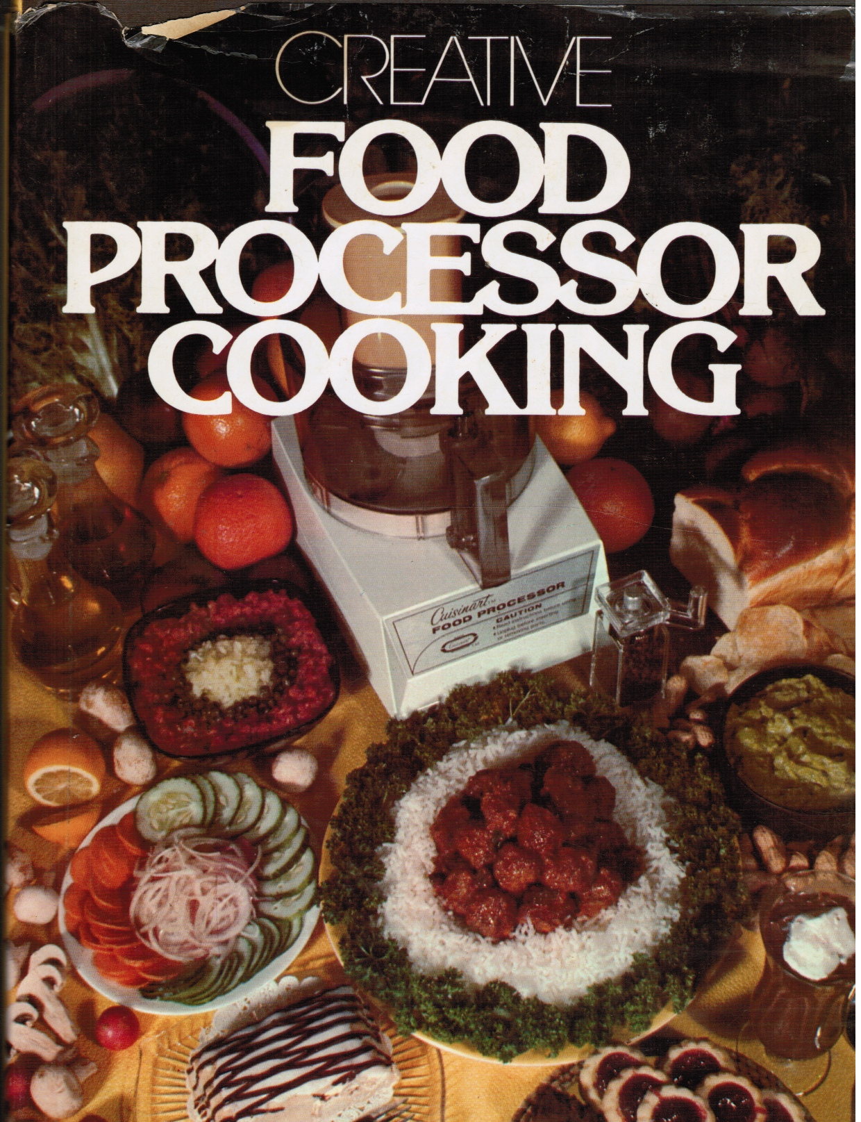 Image for Creative Food Processor Cooking