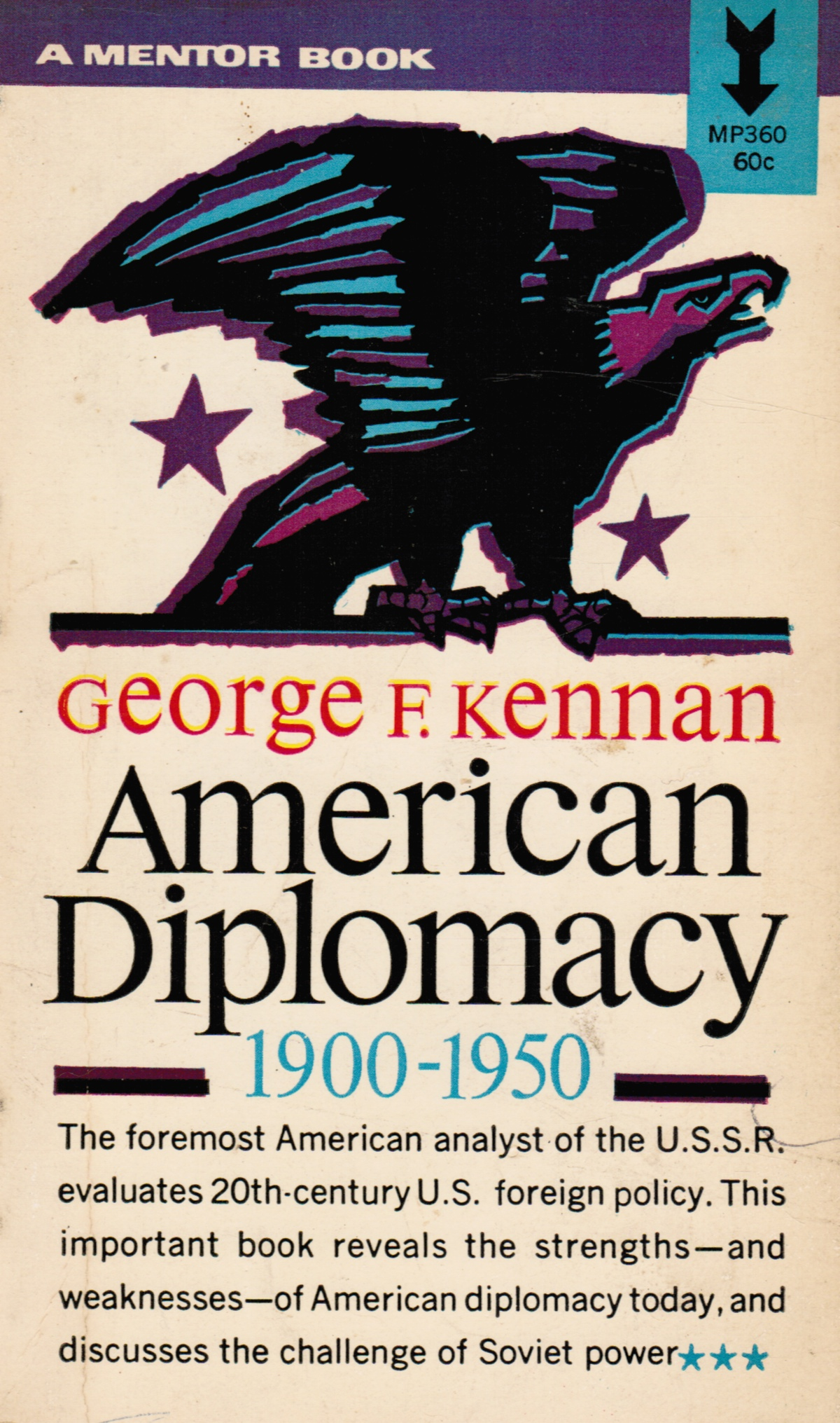 Image for American Diplomacy: 1900-1950