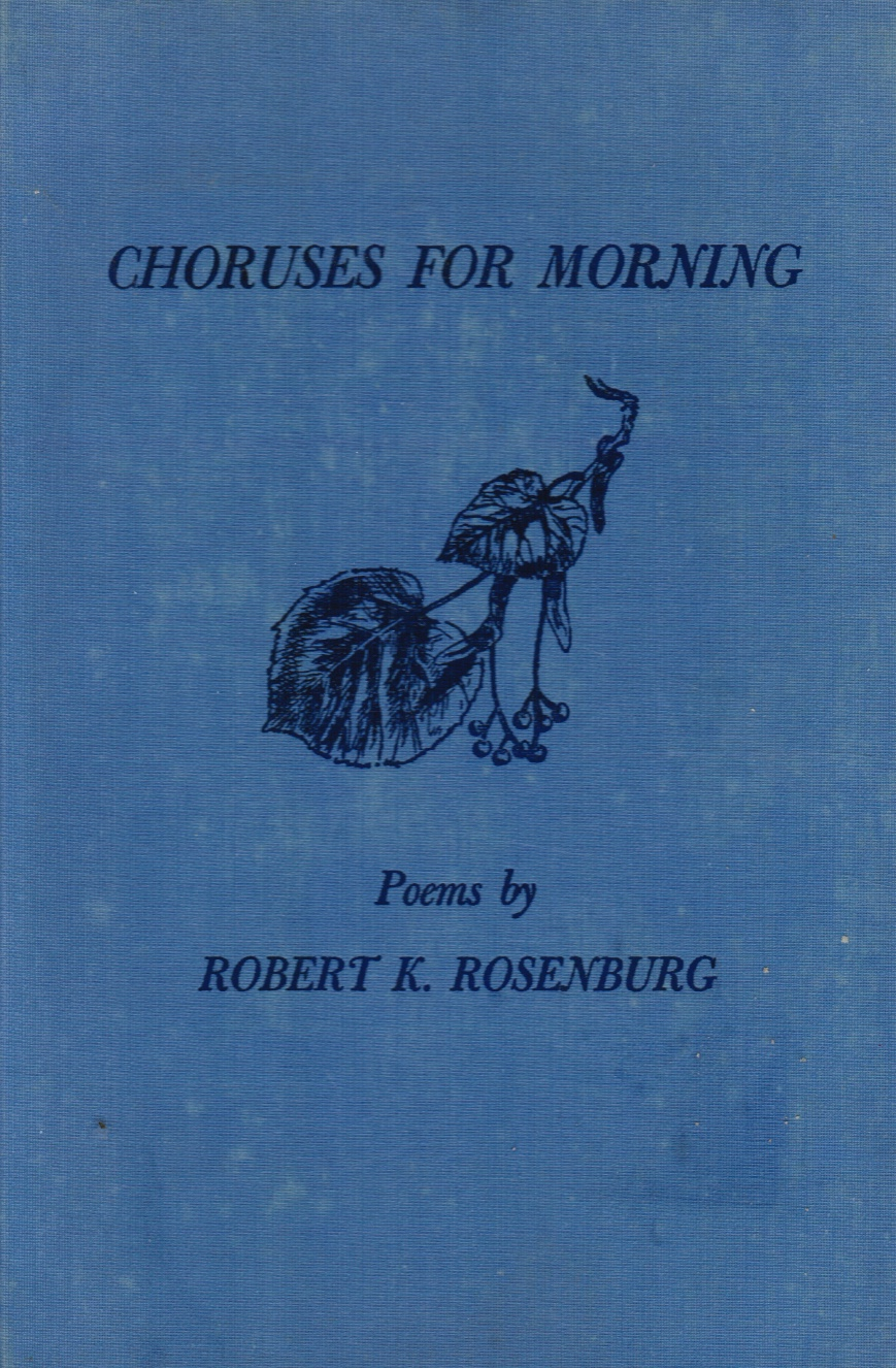 Image for Choruses for Morning