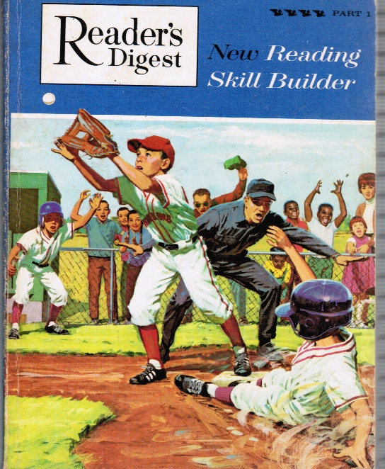 Image for Reader's Digest New Reading Skill Builder: Reading Level 4, Part 1 Teacher's Manual