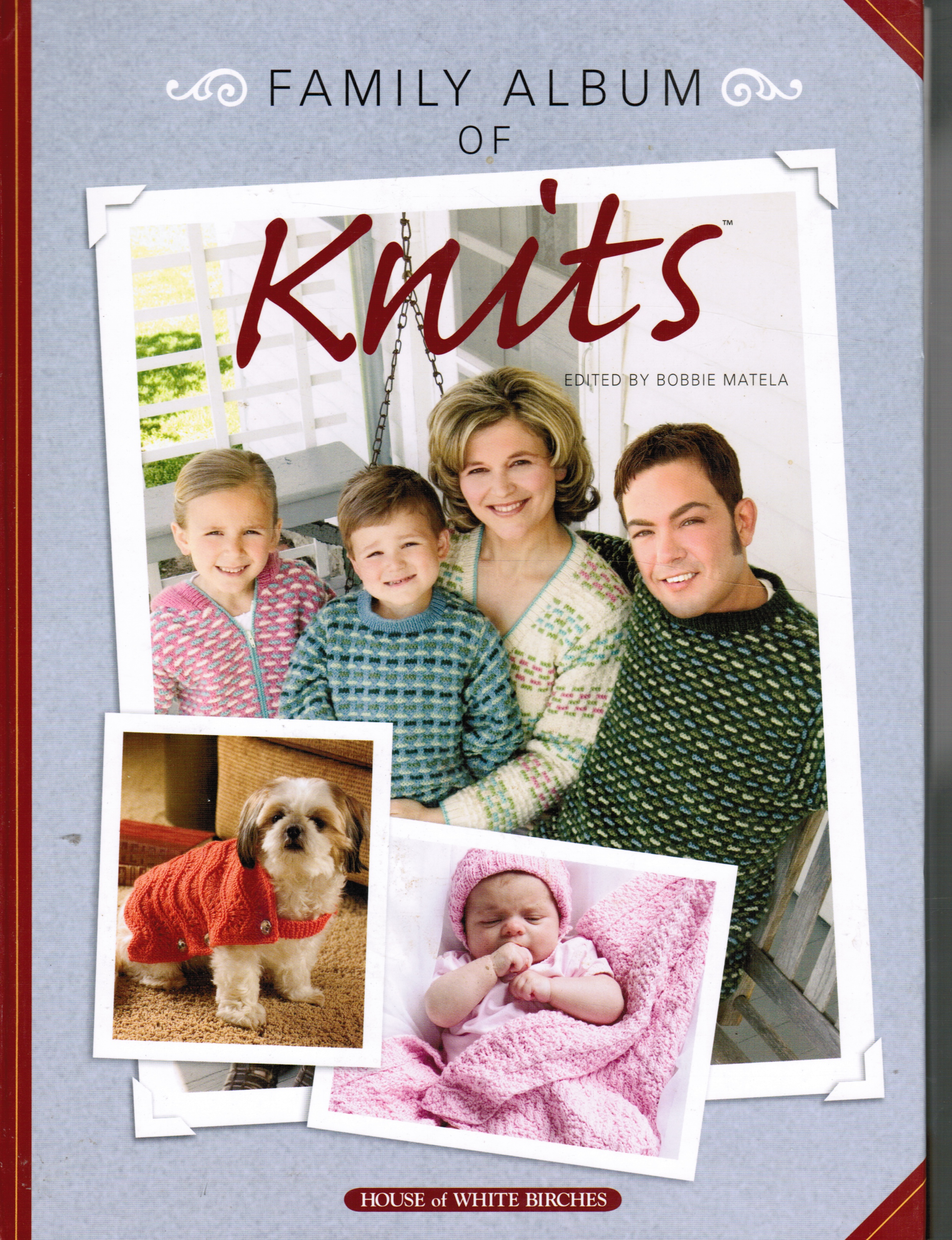 Image for Family Album of Knits