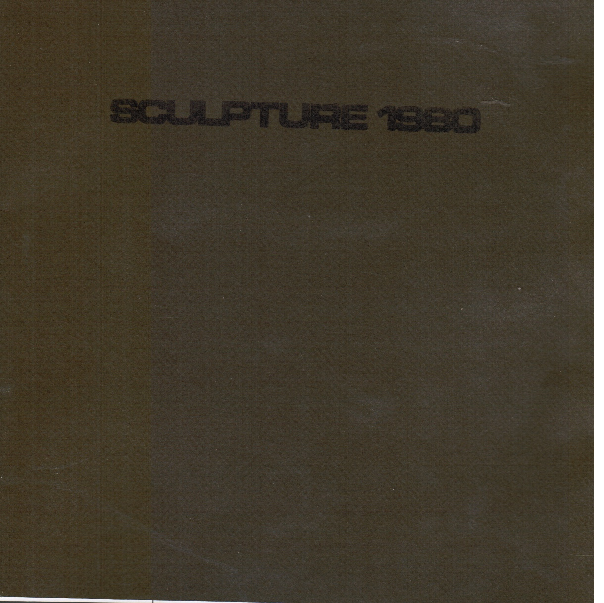 Image for Sculpture 1980 - Maryland Institute's Renovated Shoe Factory, Baltimore's Inner Harbor