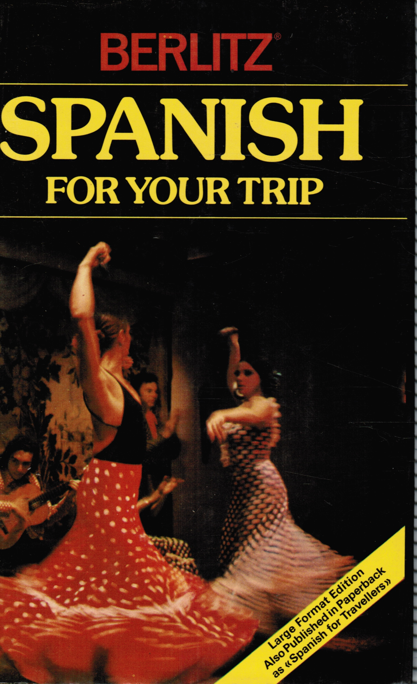 Image for Berlitz Spanish for Your Trip