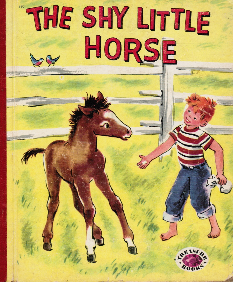 Image for The Shy Little Horse