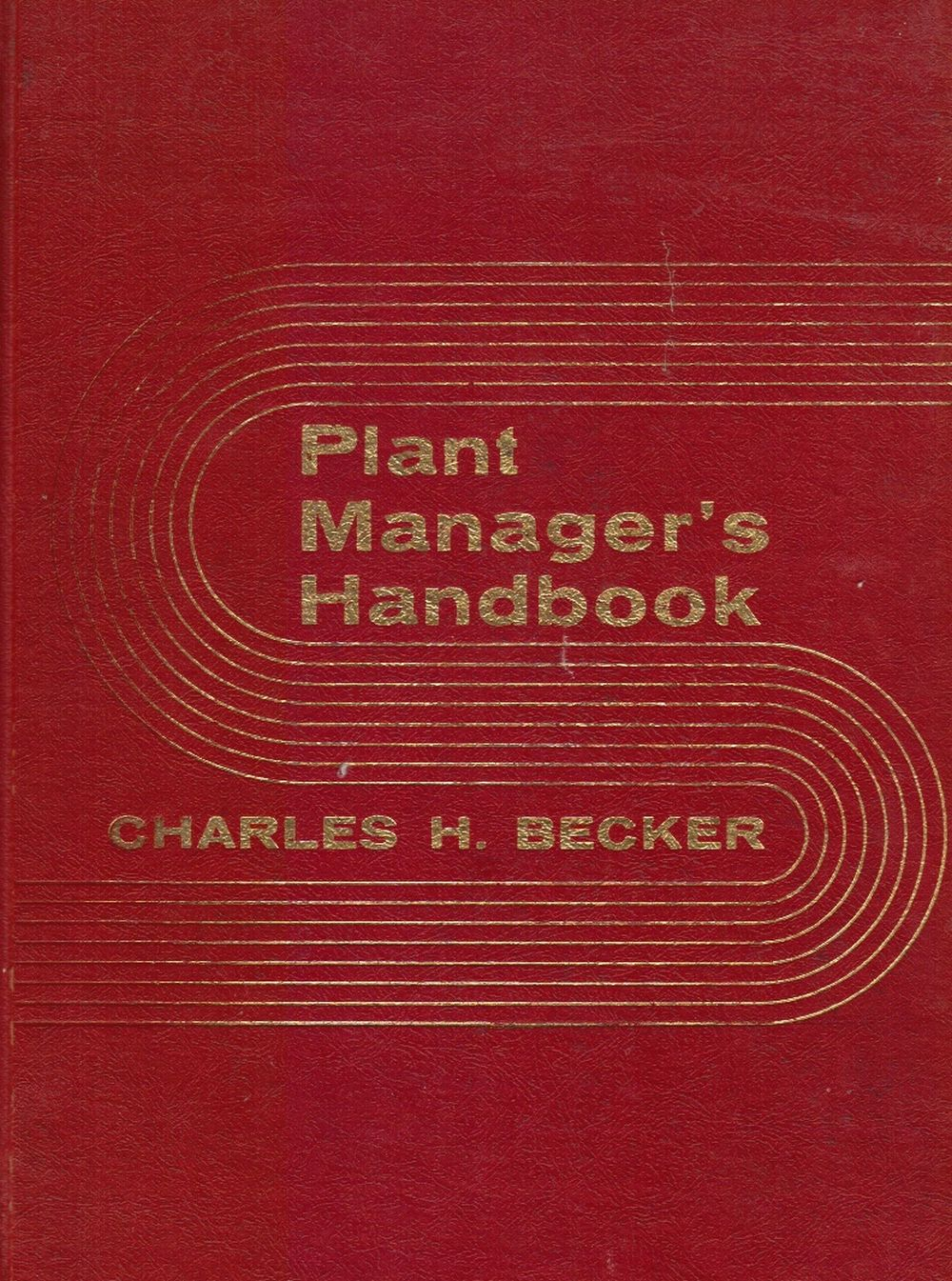 Image for Plant Manager's Handbook