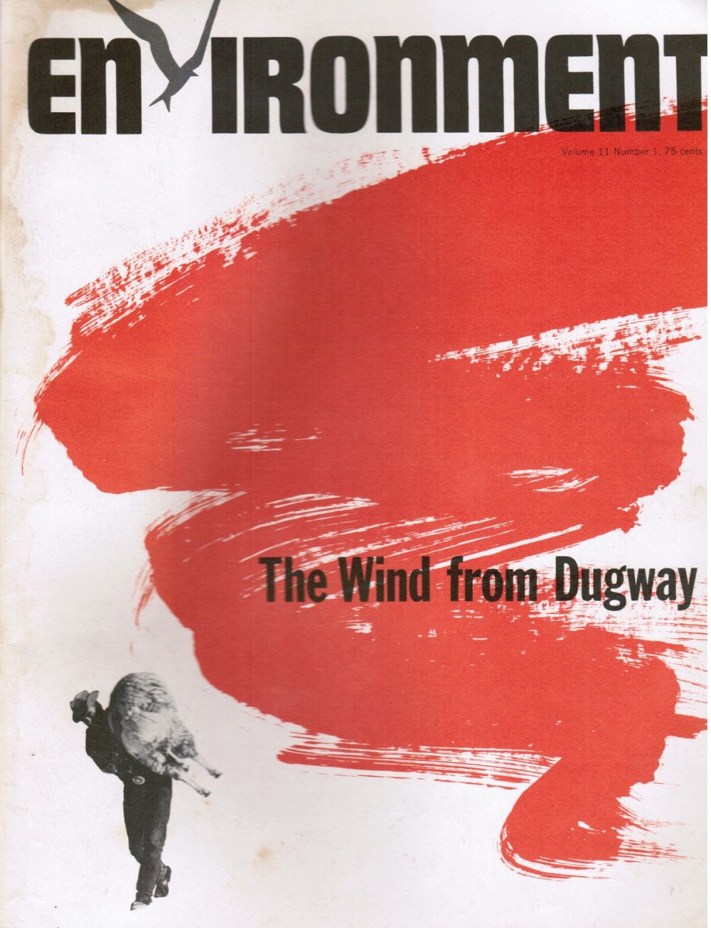 Image for Environment: the Wind from Dugway The Wind from the Dugway (Cover)