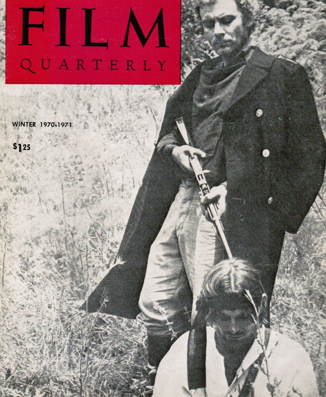 Image for Film Quarterly Winter 1970-1971
