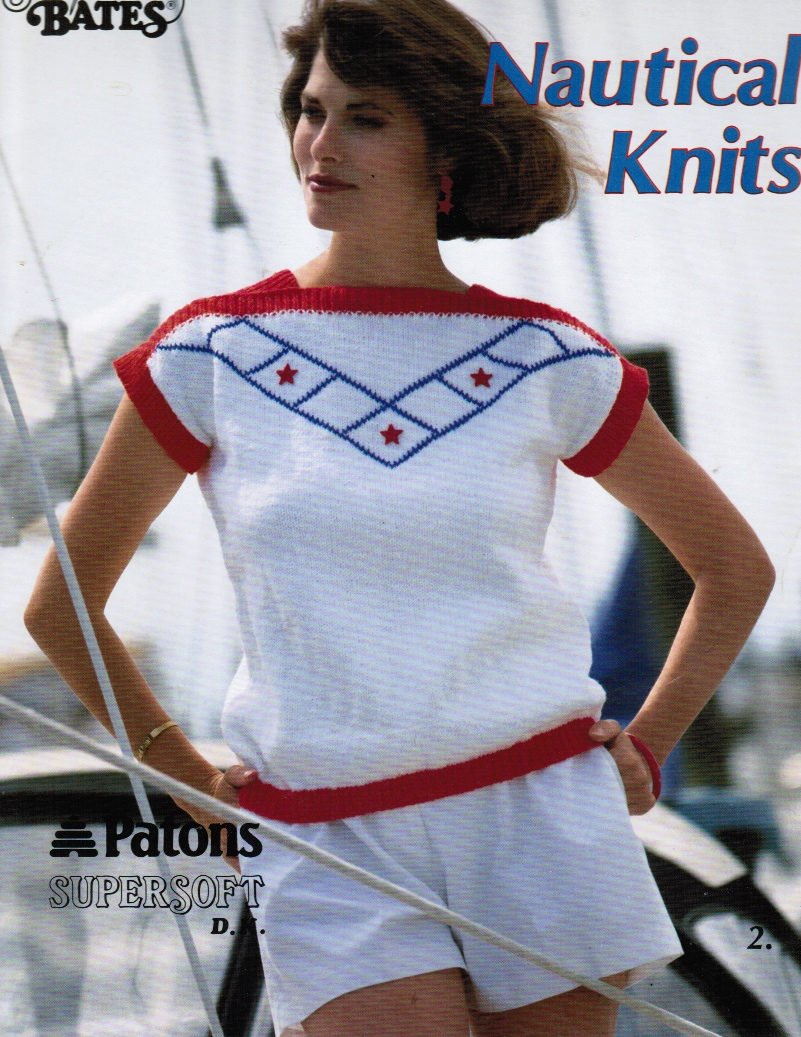 Image for Nautical Knits: No. 17773