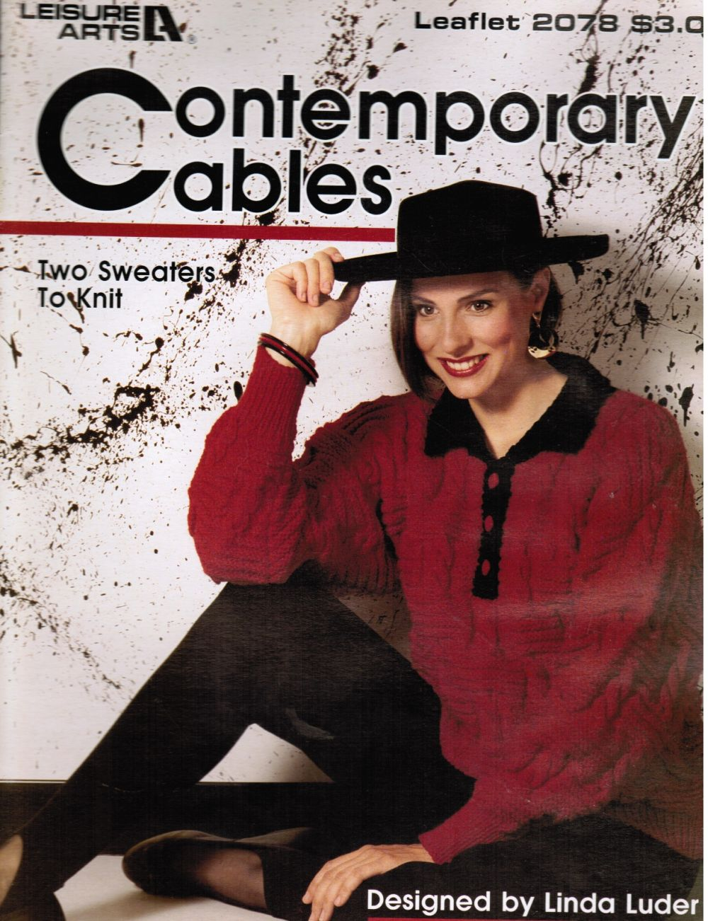 Image for Contemporary Cables: Two Sweaters to Knit