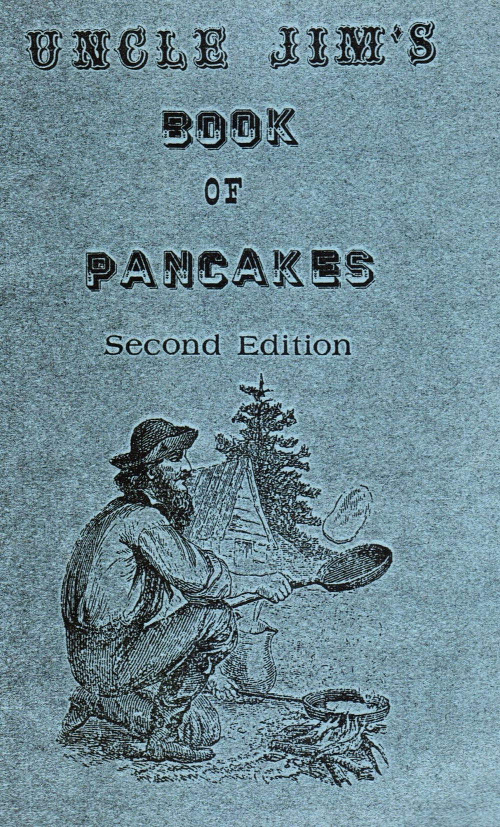 Image for Uncle Jim's Book of Pancakes (Autographed)