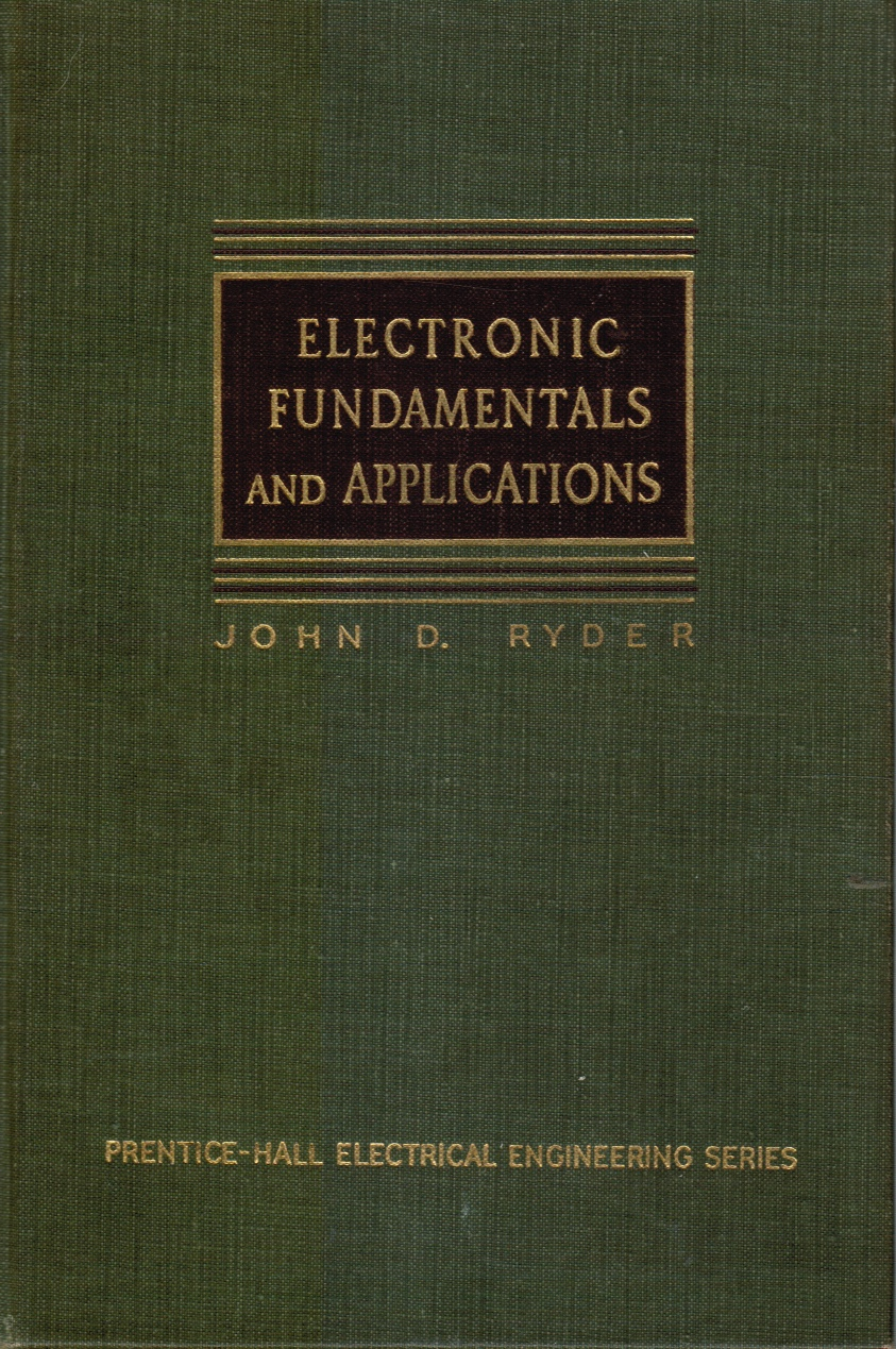 Image for Electronic Fundamentals and Applications