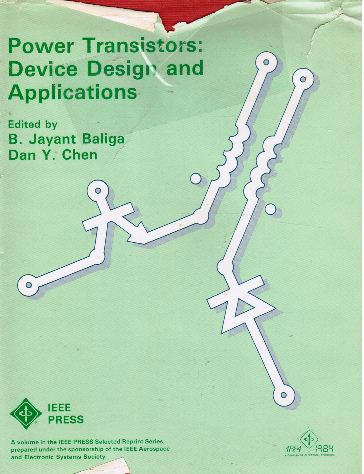 Image for Power Transistors: Device Design and Applications