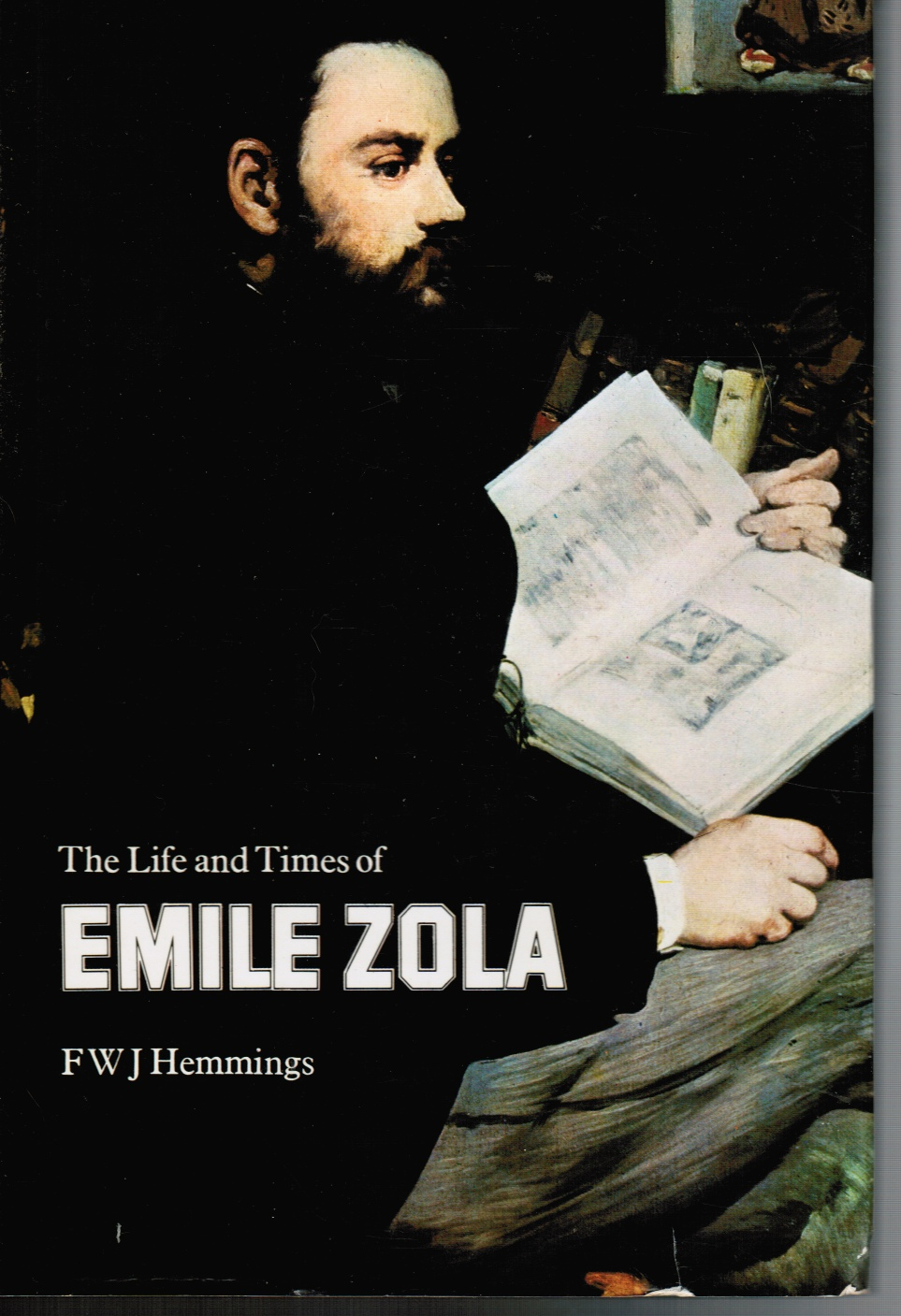 Image for The Life and Times of Emile Zola (Review Copy with Extras)