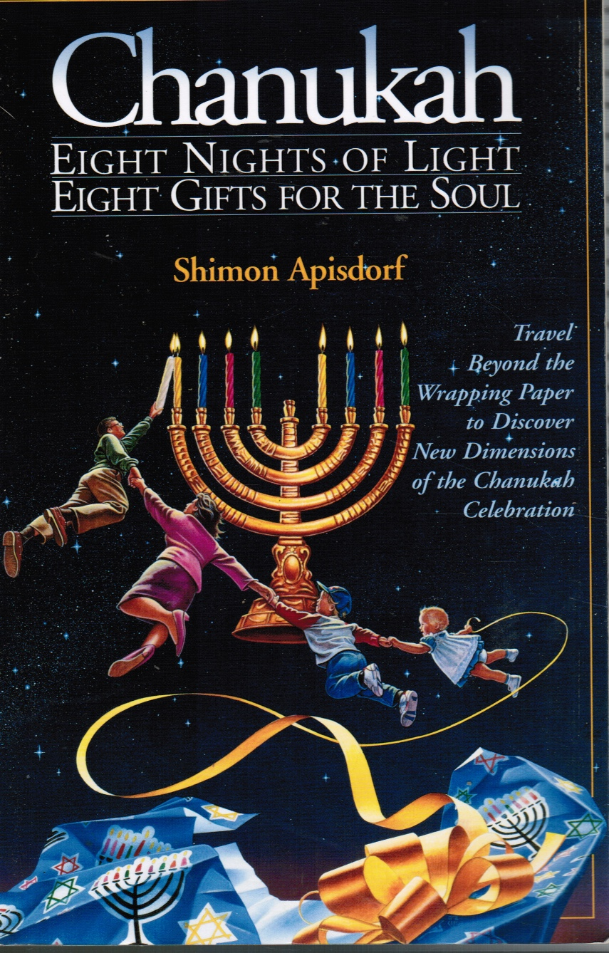 Image for Chanukah: Eight Nights of Light, Eight Gifts for the Soul