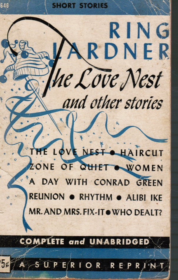 Image for The Love Nest and Other Stories