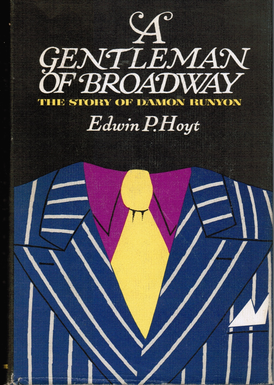 Image for A Gentleman of Broadway