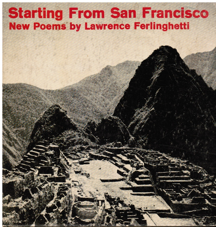Image for Starting from San Francisco: New Poems (With Record)