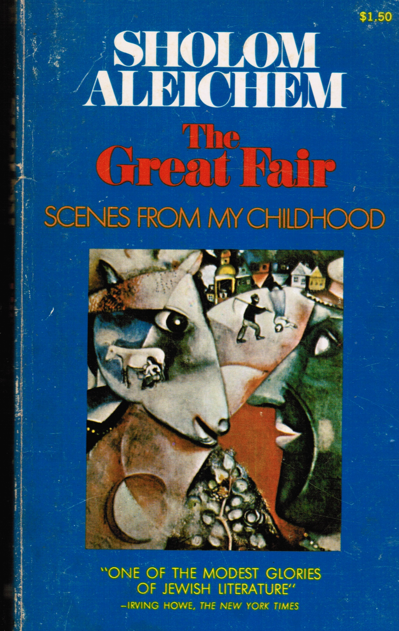 Image for The Great Fair: Scenes from My Childhood