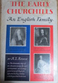 Image for The Early Churchills-An English Family