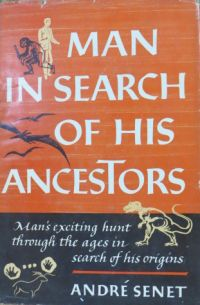 Image for Man in Search of His Ancestors: the Romance of Paleontology