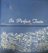 Image for In Perfect Taste - Philadelphia Chapter of Hadassah