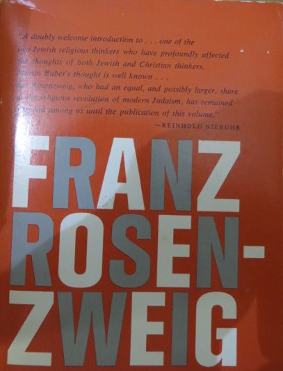 Image for Franz Rosenzweig: His Life and Thought