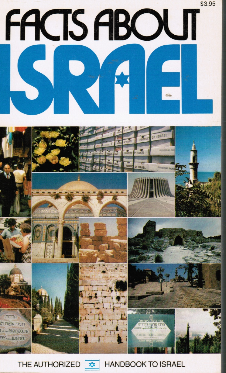 Image for Facts about Israel: the Authorized Handbook to Israel