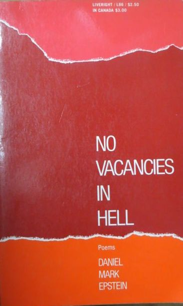 Image for No Vacancies in Hell - Poems