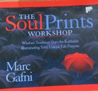 Image for The Soul Prints Workshop:  Wisdom Teachings from the Kaballah