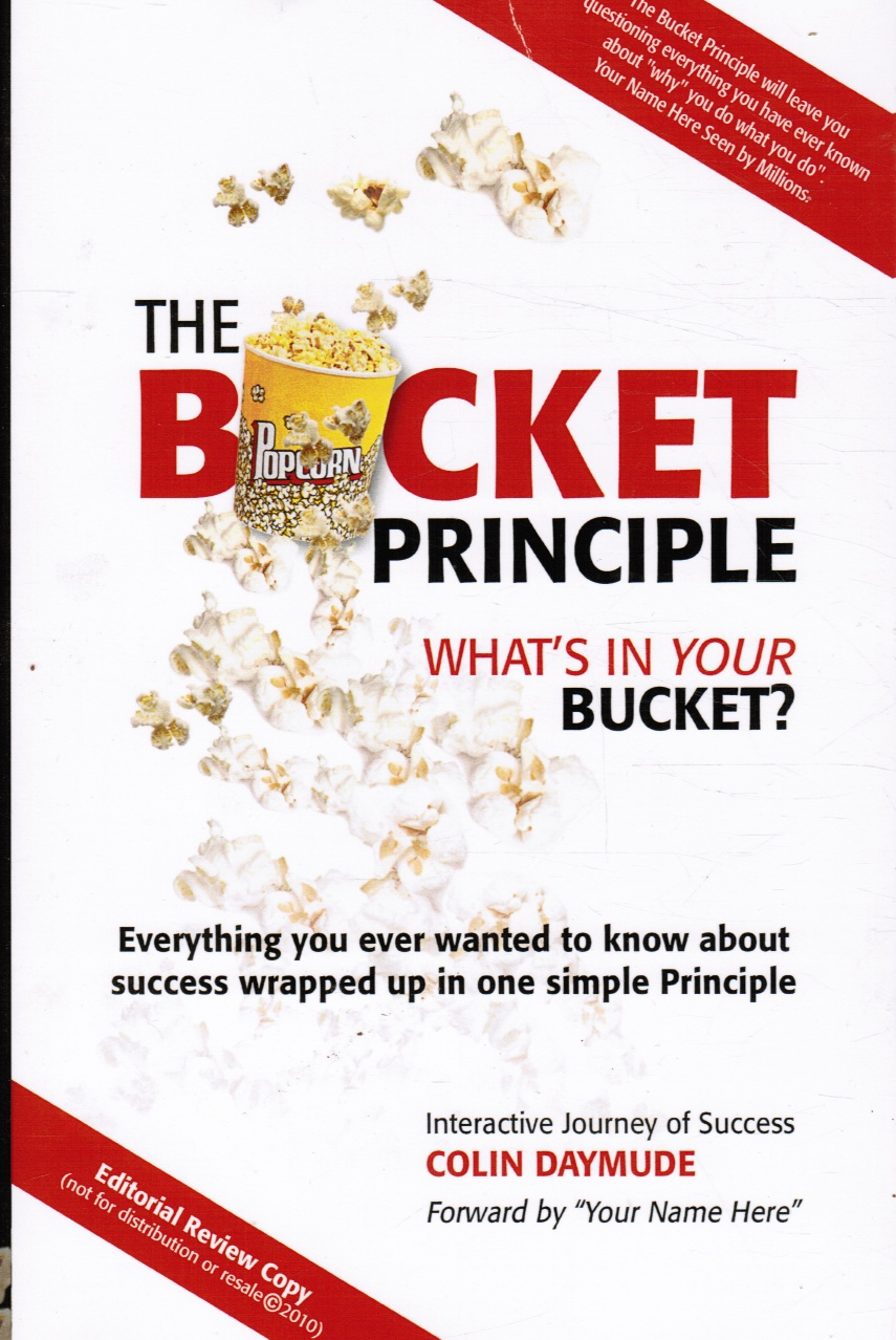 Image for The Bucket Principle
