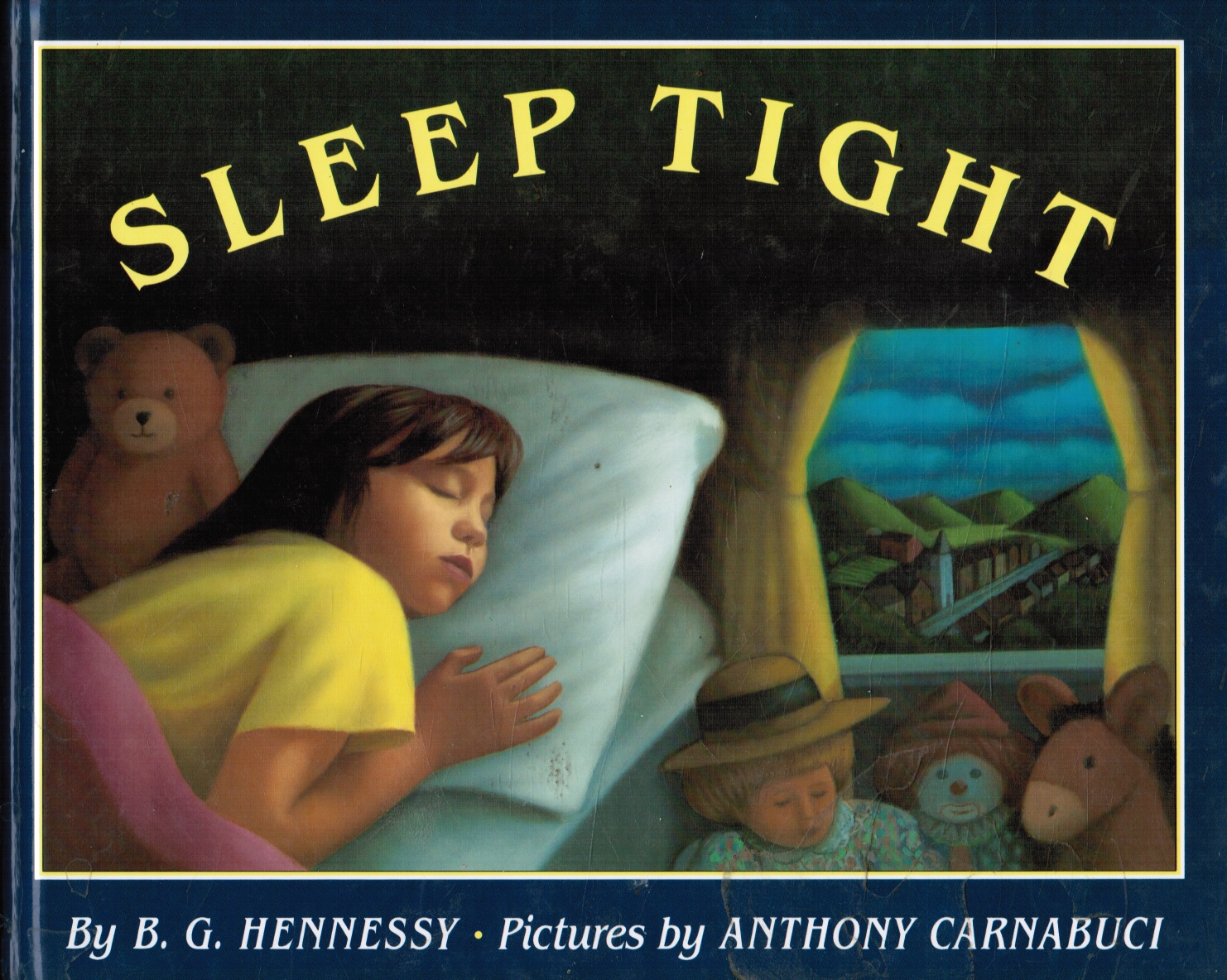 Image for Sleep Tight