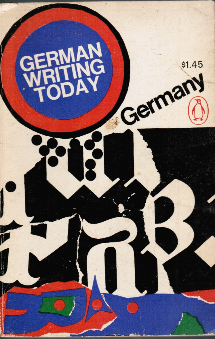 Image for German Writing Today