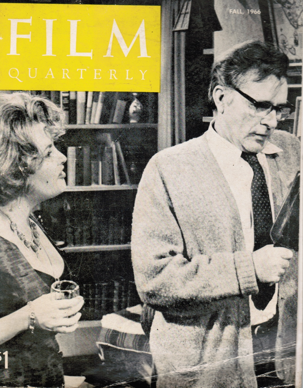 Image for Film Quarterly - Fall 1966