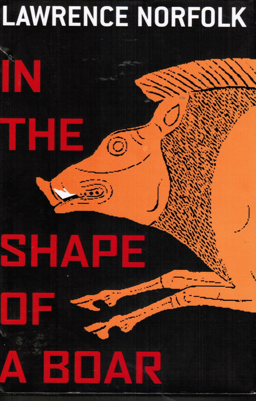 Image for In the Shape of a Boar
