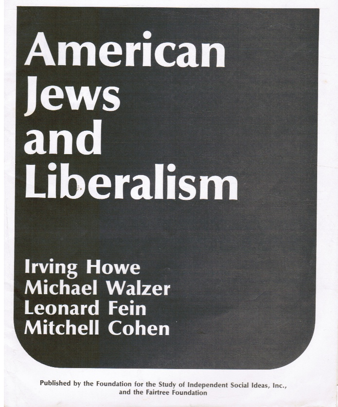 Image for American Jews and Liberalism