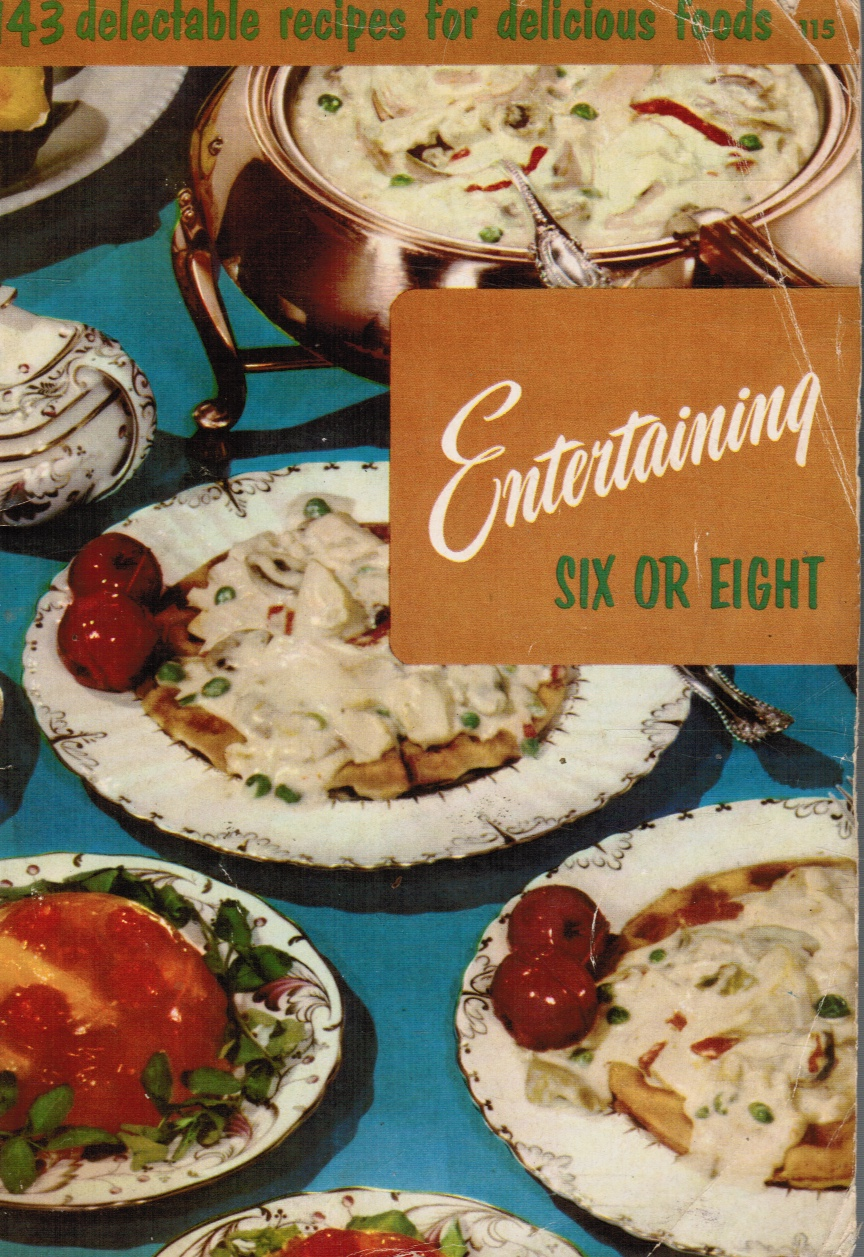 Image for Entertaining Six or Eight