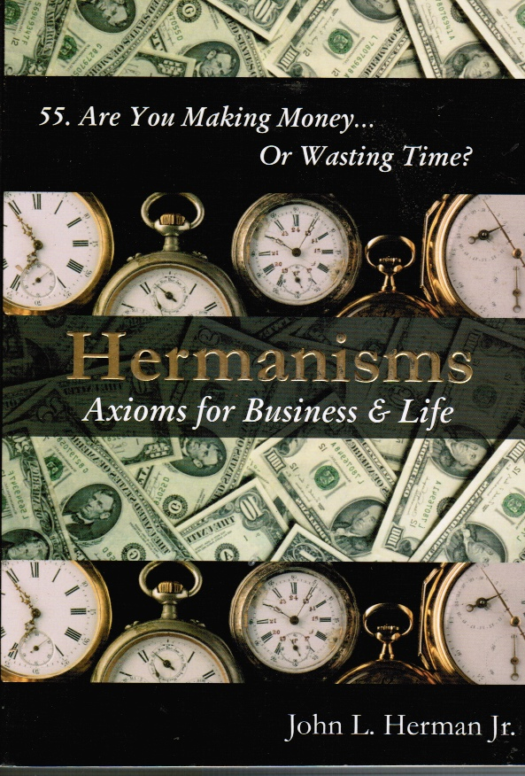 Image for Hermanisms: Axioms for Business & Life