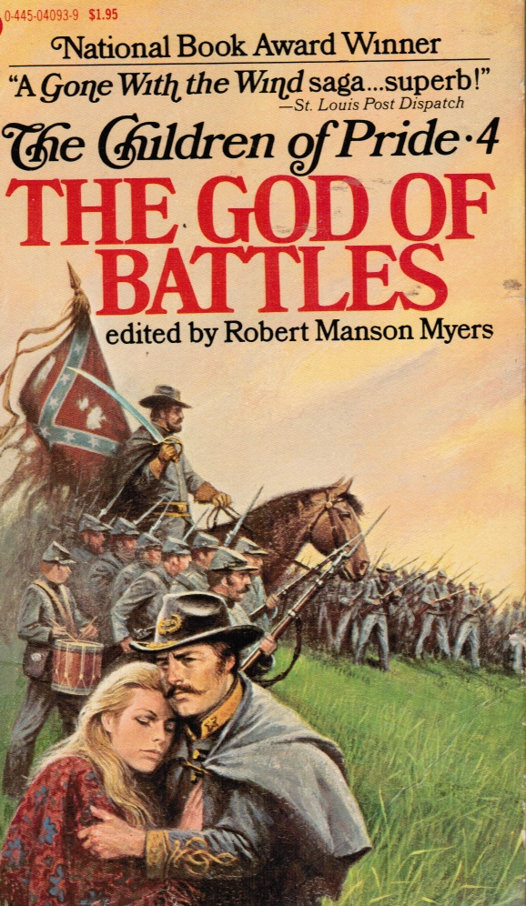 Image for God of Battles: a True Story of Georgia and the Civil War