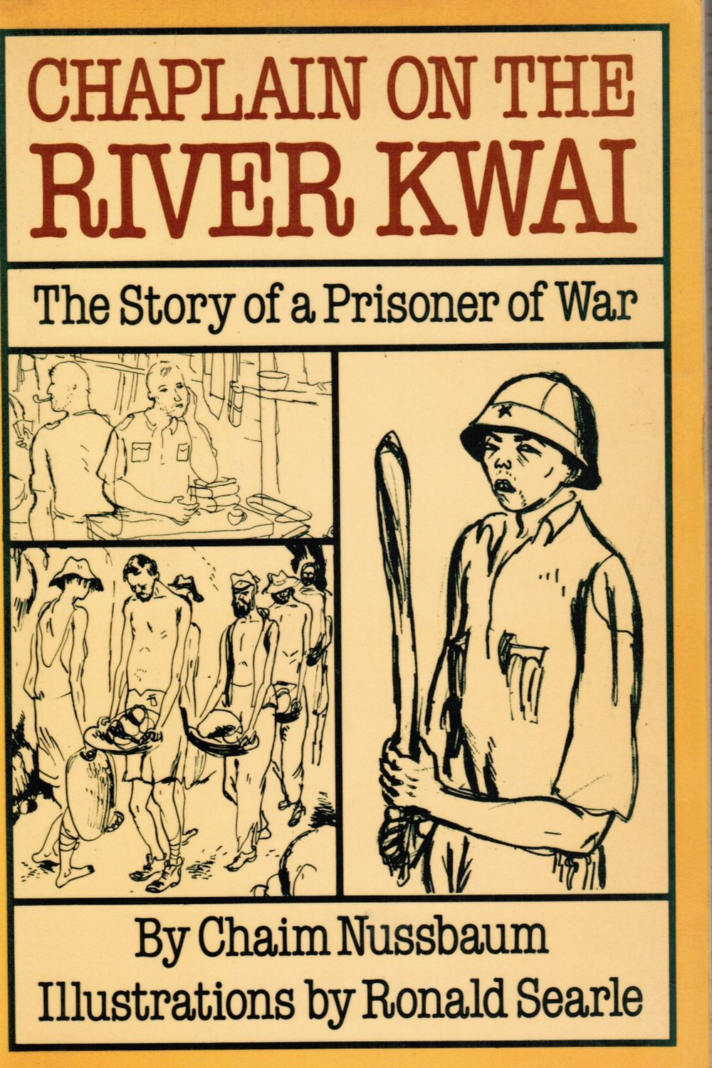 Image for Chaplain on the River Kwai: Story of a Prisoner of War