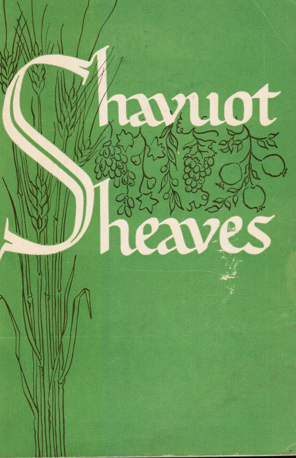 Image for Shavuot Sheaves