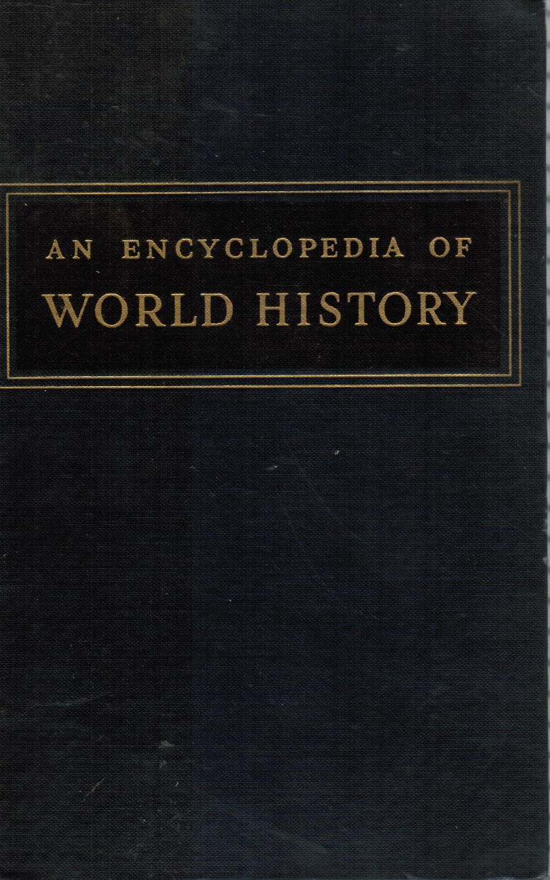 Image for An Encyclopedia of World History