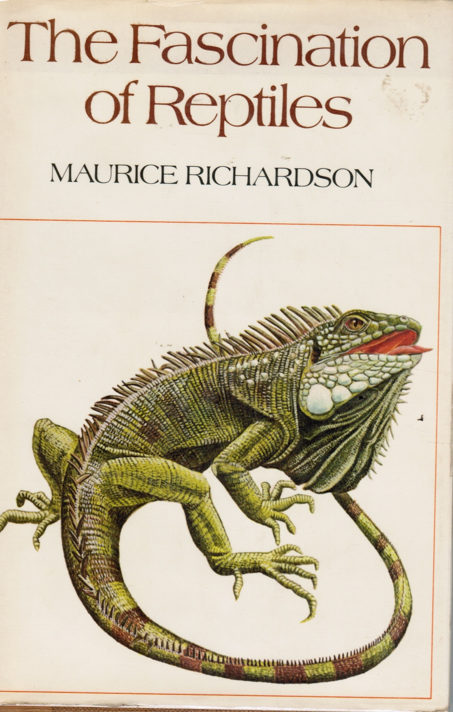 Image for The Fascination of Reptiles