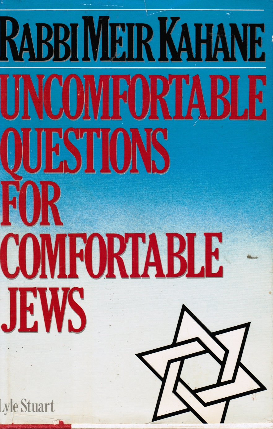Uncomfortable Questions for Comfortable Jews