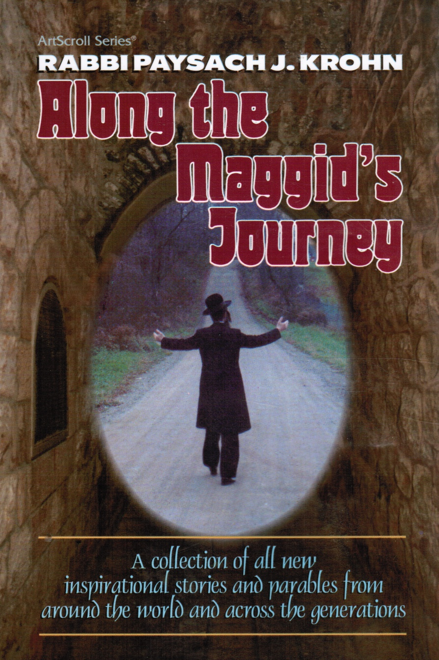 Image for Along the Maggid's Journey: a Collection of all New Inspirational Stories and Parables from around the World and Across the Generations )