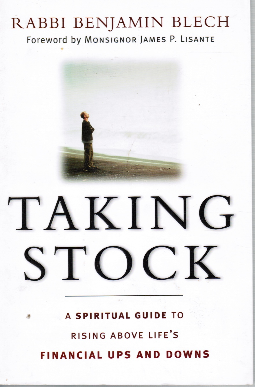Image for Taking Stock: a Spiritual Guide to Rising Above Life's Financial Ups and Downs